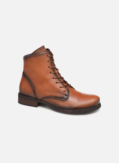 Boots en enkellaarsjes Dorking Vera 8067 Bruin detail