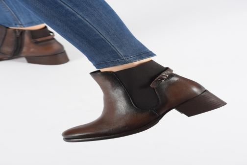 Boots en enkellaarsjes Dorking Roser 8062 Bruin onder