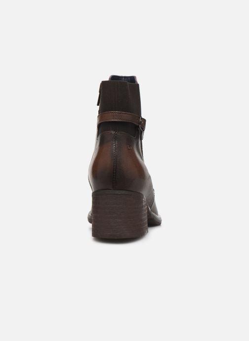 Boots en enkellaarsjes Dorking Roser 8062 Bruin rechts