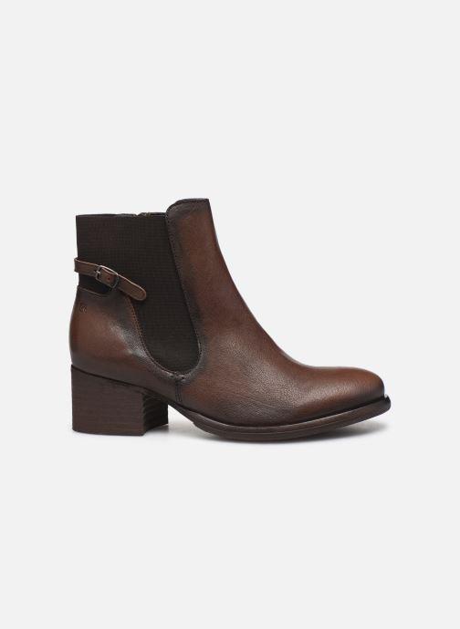 Boots en enkellaarsjes Dorking Roser 8062 Bruin achterkant