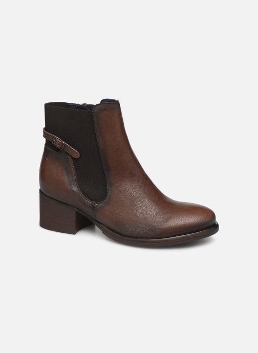 Boots en enkellaarsjes Dorking Roser 8062 Bruin detail
