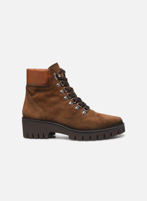 Bottines et boots Dorking Azor 8074 Marron vue derrière