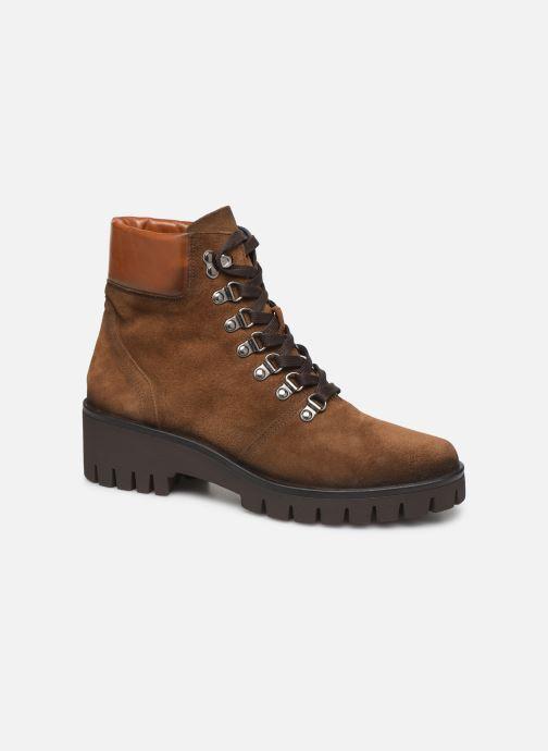 Boots en enkellaarsjes Dorking Azor 8074 Bruin detail
