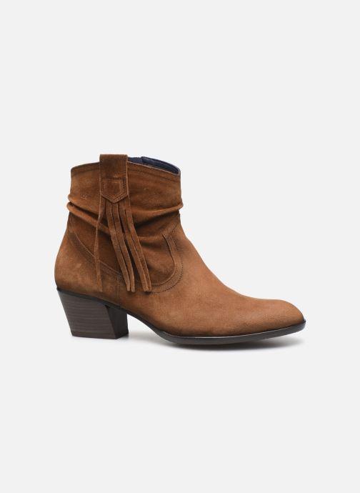 Boots en enkellaarsjes Dorking Urs 8019 Bruin achterkant