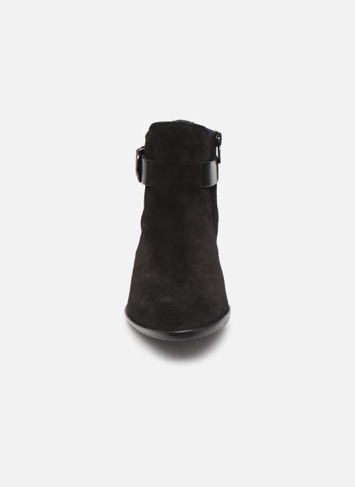 Bottines et boots Dorking Urs 8021 Noir vue portées chaussures