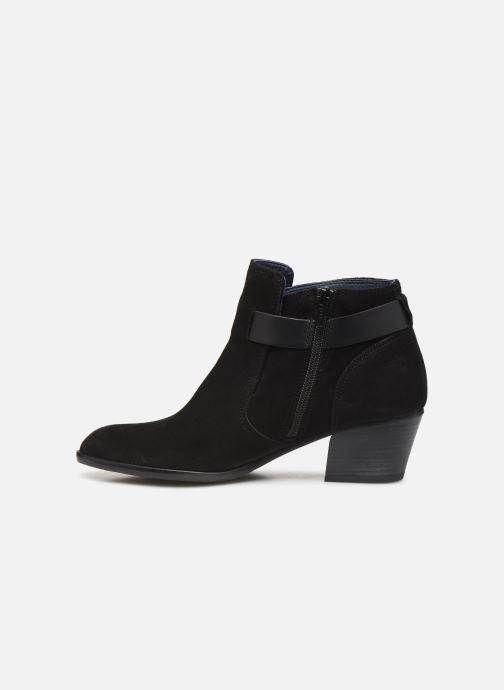 Bottines et boots Dorking Urs 8021 Noir vue face