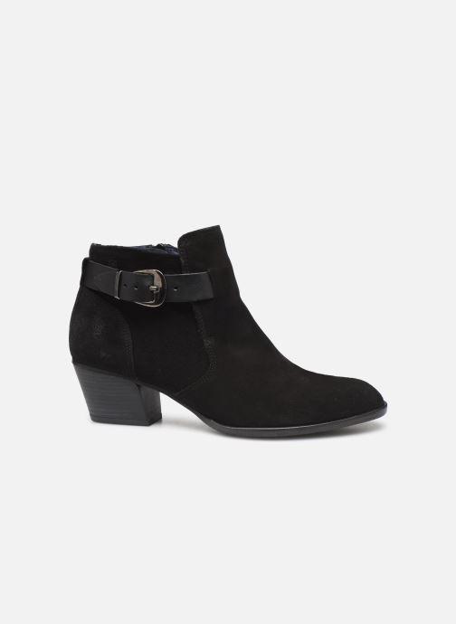 Boots en enkellaarsjes Dorking Urs 8021 Zwart achterkant