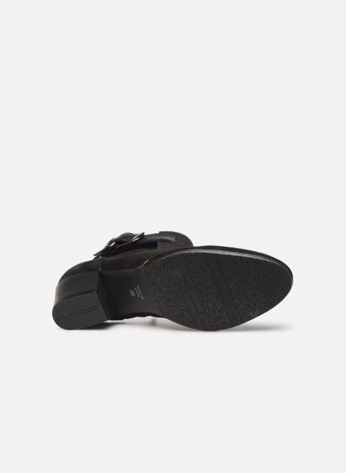 Boots en enkellaarsjes Dorking Urs 8021 Zwart boven