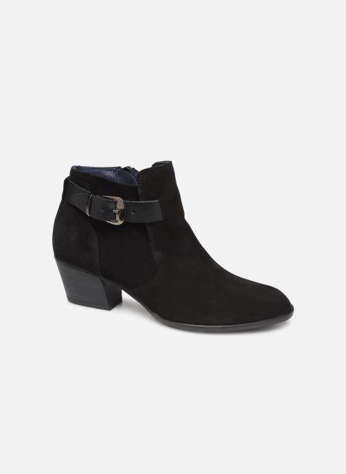Boots en enkellaarsjes Dorking Urs 8021 Zwart detail