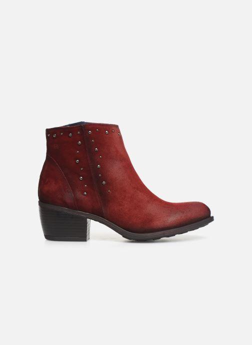 Bottines et boots Dorking Jump 8099 Rouge vue derrière