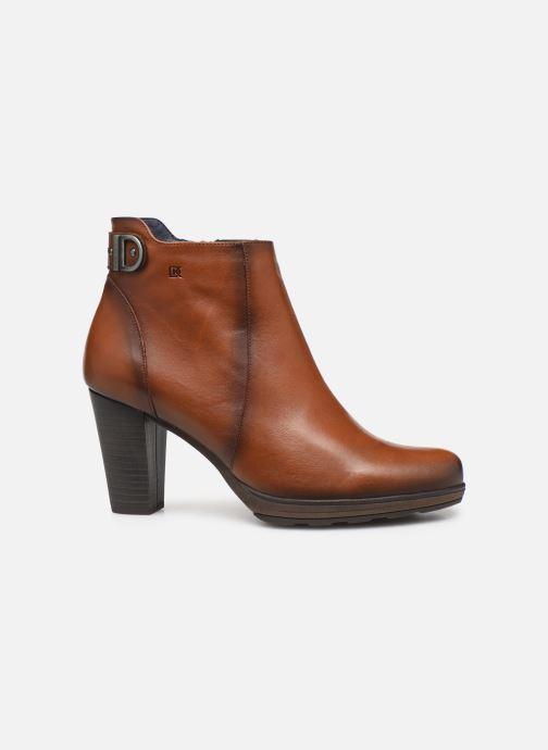 Bottines et boots Dorking Reina 7961 Marron vue derrière