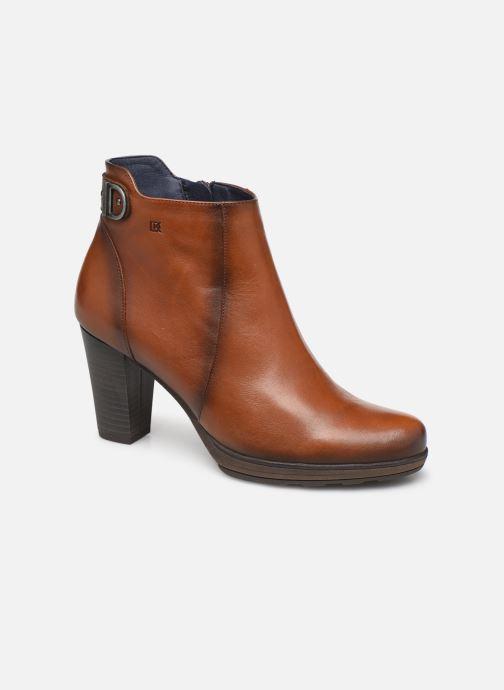 Bottines et boots Dorking Reina 7961 Marron vue détail/paire