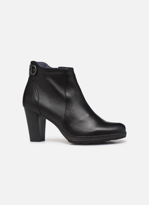 Boots en enkellaarsjes Dorking Reina 7961 Zwart achterkant