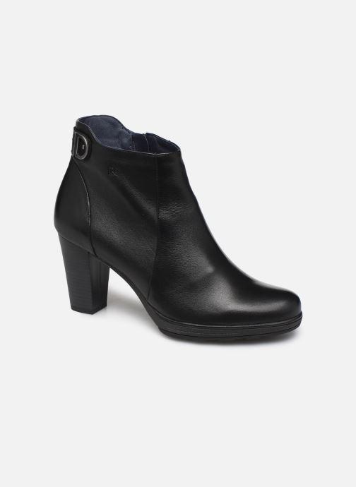 Boots en enkellaarsjes Dorking Reina 7961 Zwart detail