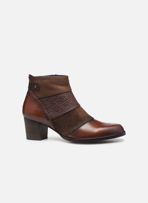 Boots en enkellaarsjes Dorking Zuma 8028 Bruin achterkant