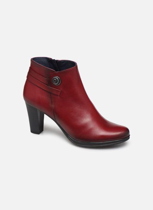 Boots en enkellaarsjes Dorking Luna 7934 Rood detail