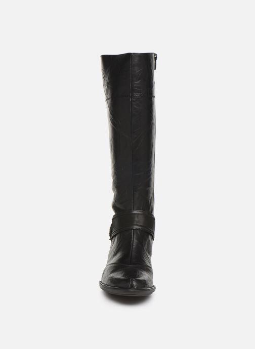 Bottes Dorking Dalma 8054 Noir vue portées chaussures