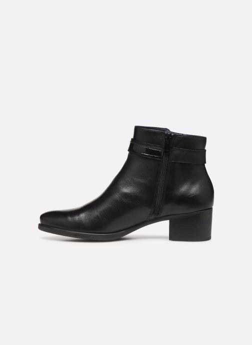 Bottines et boots Dorking Alegria 7952 Noir vue face