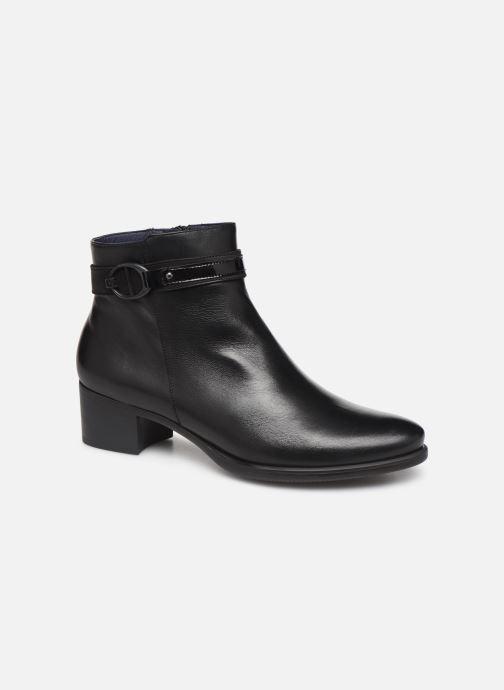 Bottines et boots Dorking Alegria 7952 Noir vue détail/paire