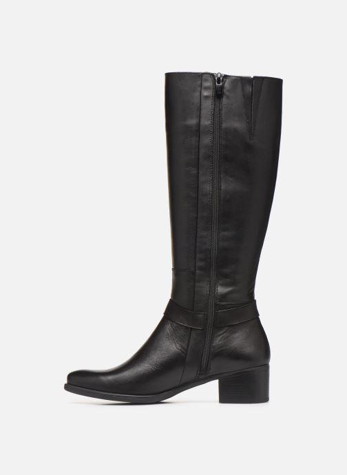 Støvler & gummistøvler Dorking Alegria 7948 Sort se forfra
