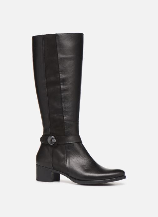 Støvler & gummistøvler Dorking Alegria 7948 Sort detaljeret billede af skoene