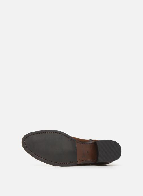 Stiefel Dorking Dulce 8090 braun ansicht von oben