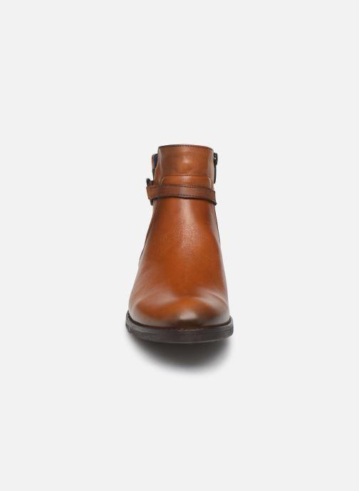 Boots en enkellaarsjes Dorking Tierra 8003 Bruin model