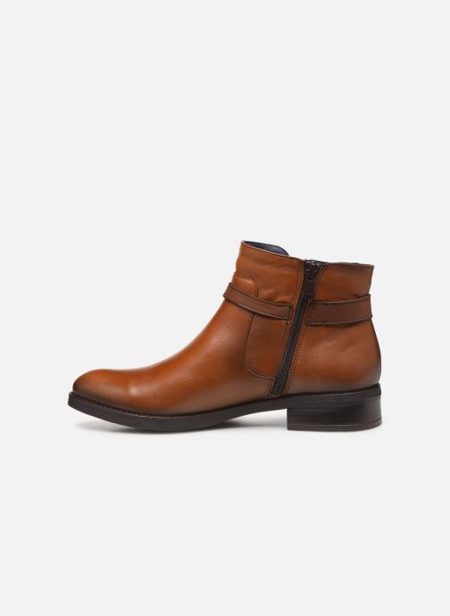 Boots en enkellaarsjes Dorking Tierra 8003 Bruin voorkant