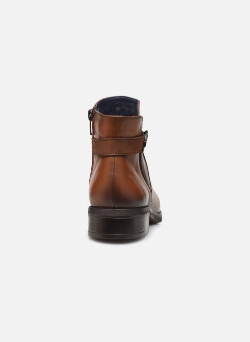 Boots en enkellaarsjes Dorking Tierra 8003 Bruin rechts