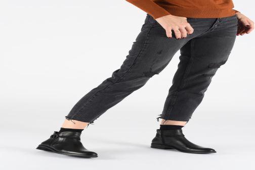 Boots en enkellaarsjes Dorking Tierra 8003 Zwart onder