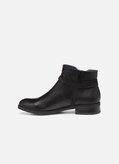 Boots en enkellaarsjes Dorking Tierra 8003 Zwart voorkant