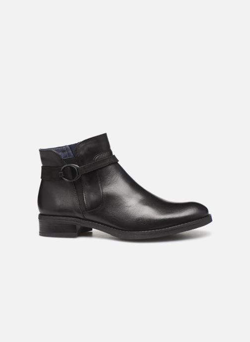 Boots en enkellaarsjes Dorking Tierra 8003 Zwart achterkant