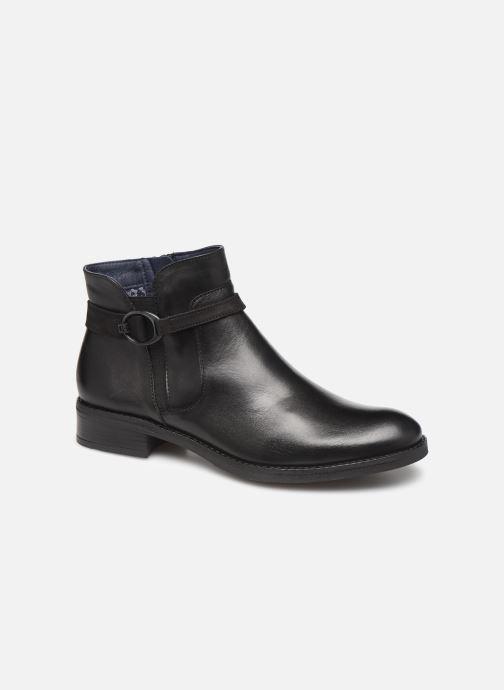 Boots en enkellaarsjes Dorking Tierra 8003 Zwart detail