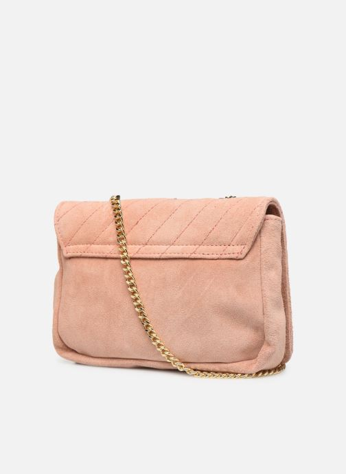 Handbags Georgia Rose Malili Leather Beige view from the right