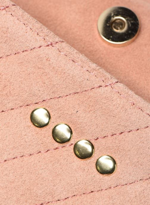 Sacs à main Georgia Rose Malili Leather Beige vue gauche