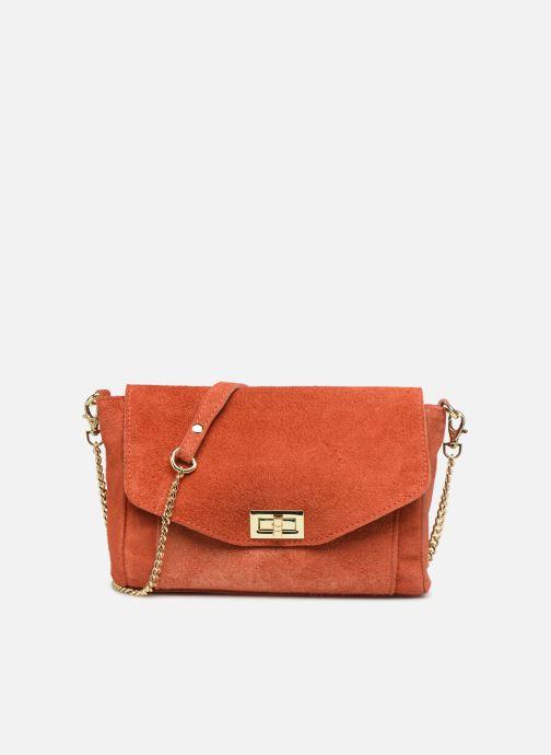 Sacs à main Georgia Rose Meloute Leather Orange vue détail/paire