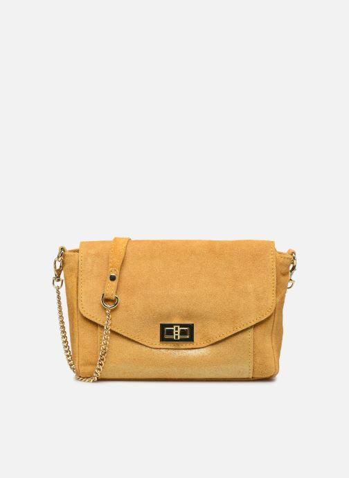 Handtaschen Georgia Rose Meloute Leather gelb detaillierte ansicht/modell