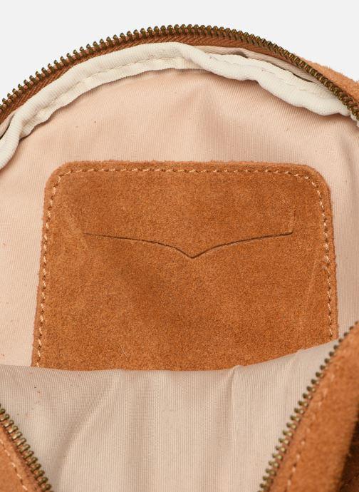 Sacs à main Georgia Rose Mirond Leather Marron vue derrière