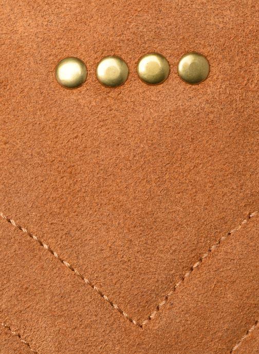 Sacs à main Georgia Rose Mirond Leather Marron vue gauche