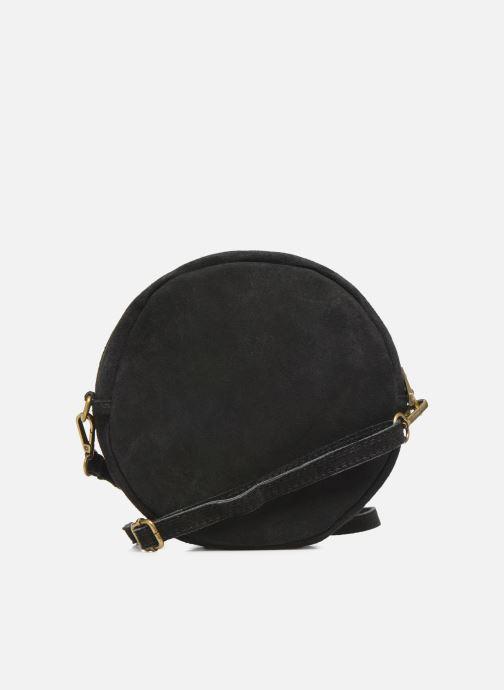 Sacs à main Georgia Rose Mirond Leather Noir vue face