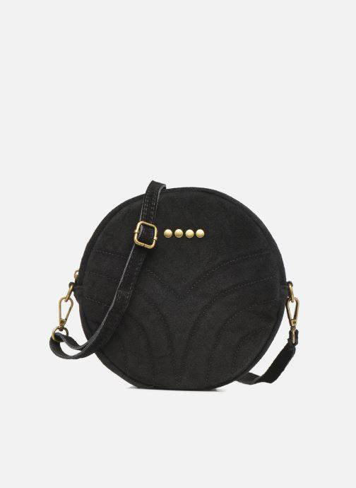 Sacs à main Georgia Rose Mirond Leather Noir vue détail/paire