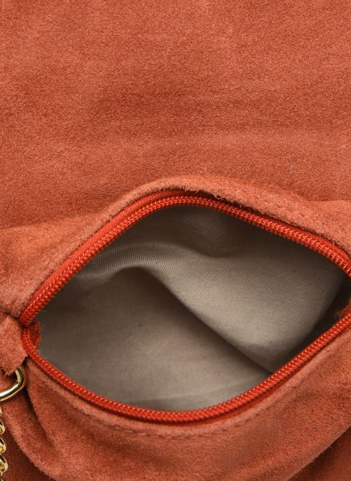 Sacs à main Georgia Rose Minibli Leather Marron vue derrière