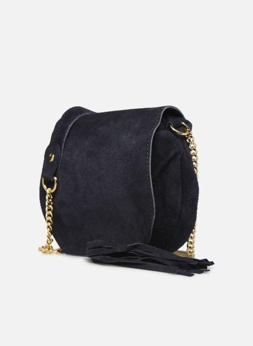 Handtassen Georgia Rose Minibli Leather Blauw model
