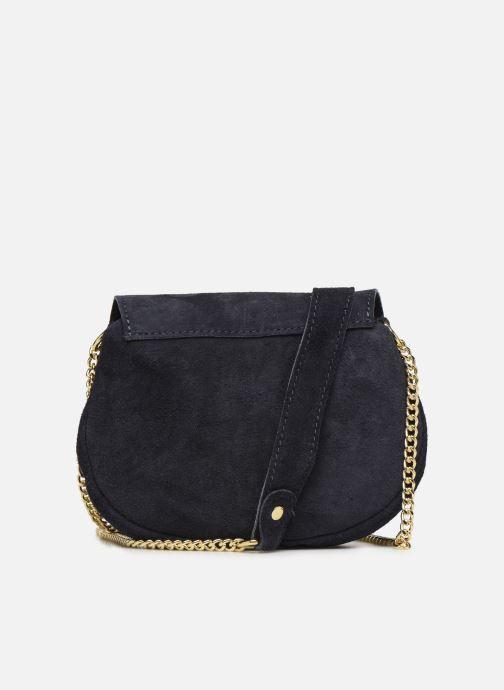 Håndtasker Georgia Rose Minibli Leather Blå se forfra