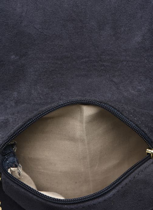 Håndtasker Georgia Rose Minibli Leather Blå se bagfra