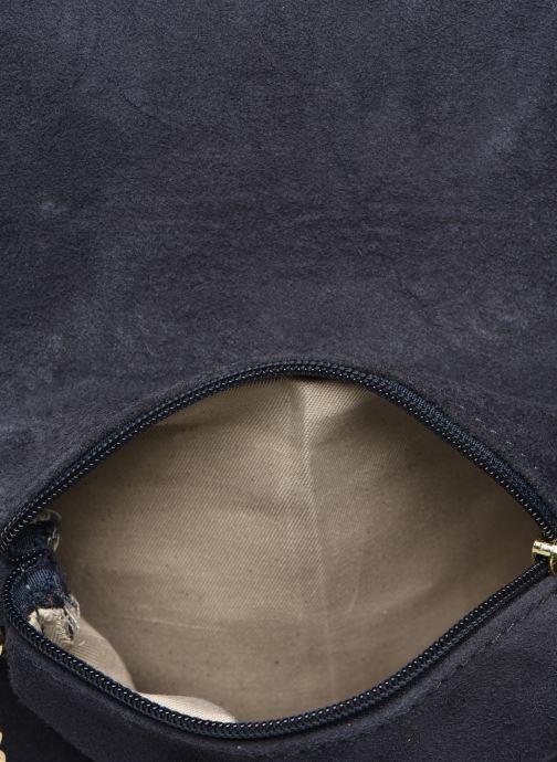 Handtassen Georgia Rose Minibli Leather Blauw achterkant