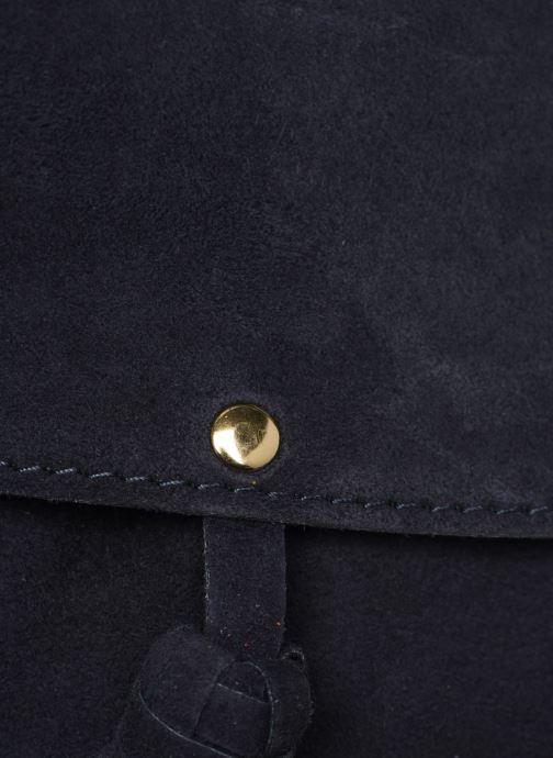 Håndtasker Georgia Rose Minibli Leather Blå se fra venstre