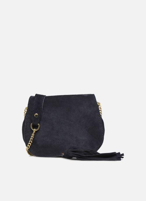 Handtassen Georgia Rose Minibli Leather Blauw detail