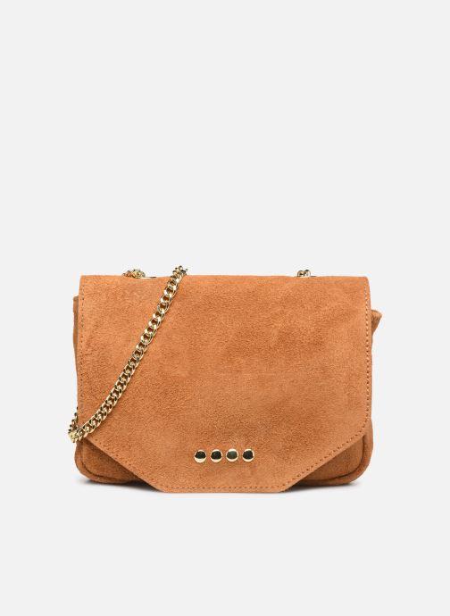 Handbags Georgia Rose Melia Leather Brown detailed view/ Pair view