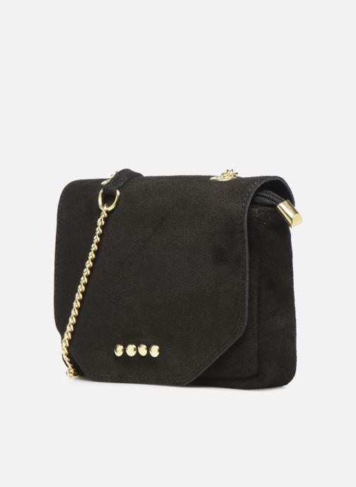 Handtassen Georgia Rose Melia Leather Zwart model